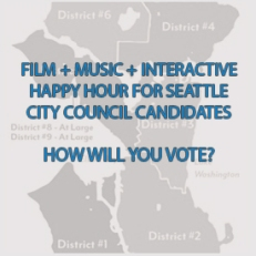 Seattle City Council Districts
